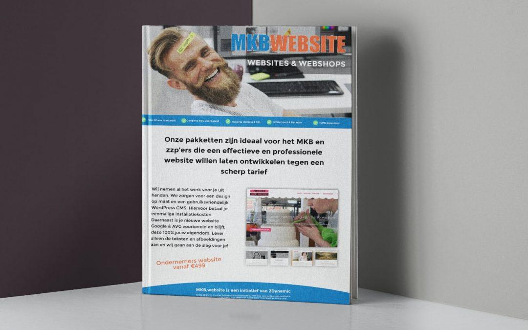 Gratis brochure met alle opties en tarieven